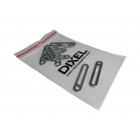Монтажная пластина для крепежа би-линз 50mm (100 шт.)