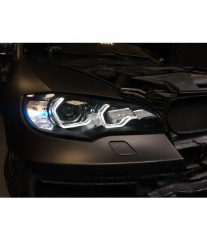 Ангельские глазки BMW X6 E71 G-Style 3D
