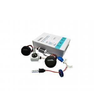 Комплект блоков розжига DIXEL HPL mini CAP-6 35W 12V AC Fast-Start с разъемами D1 и KET