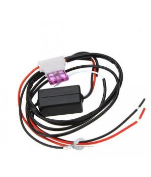 Контроллер дневных ходовых огней, режим автоматического включения и выключения