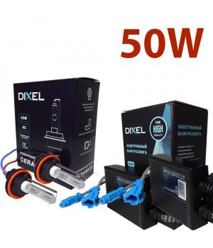 Комплект сверх яркого ксенона DIXEL 50W AC