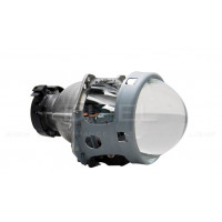 Би-линза Hella 3R (5) New с крепежным кольцом под D1/D2/D3/D4 (стекло с шагренью)