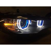 Ангельские глазки BMW X6 E71 Blue 3D