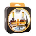 Галогеновые лампы MTF Серия Aurum