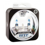 Галогеновые лампы MTF Серия Argentum +80%