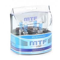 Комлект Ламп MTF H3 55W Platinum