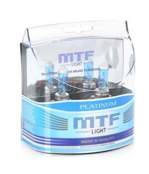 Комлект Ламп MTF H9 65W Platinum
