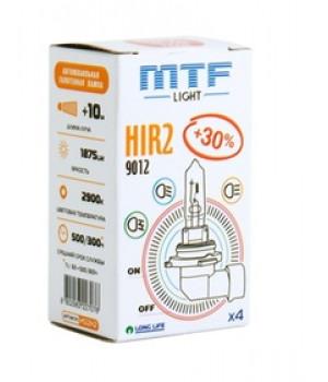 Галогенная лампа MTF HIR2/9012 12V 55W Standard+30%