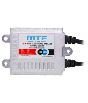 Блок розжига MTF-Light Slim 12V 35W с обманкой
