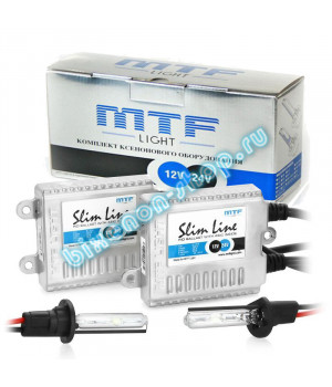 Ксенон MTF Light 12V/24V 35W Slim MSP