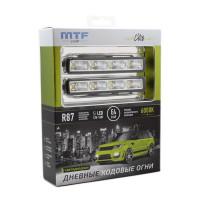 Светодиодные дневные ходовые огни MTF Light City