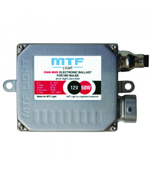 Блок розжига MTF-Light Slim 12V 50W с обманкой