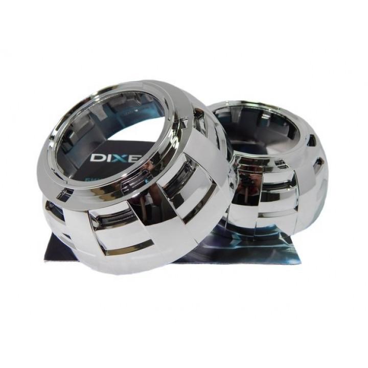 Маски для Линз MORIMOTO MINI 3.0 дюйма - №300 + А/Г и блоки CCFL (Полный комплект)