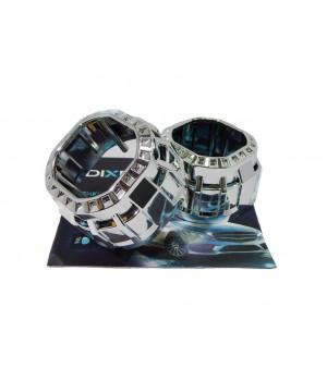 Маска для Линз G5/G6/G7 MORIMOTO MINI H1 2.5 дюйма - квадратная №101