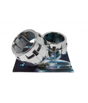Маска для Линз G5/G6/G7 MORIMOTO MINI H1 2.5 дюйма - круглая №100