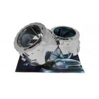 Маски для Линз 2.5 дюйма №1 + А/Г и LED кольца (Полный комплект)