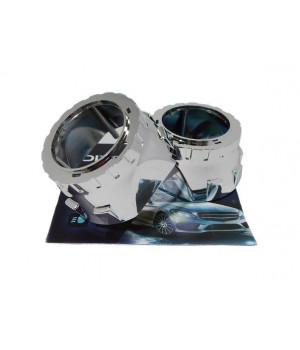 Маски для Линз 2.5 дюйма №1 + А/Г и COB кольца (Полный комплект)