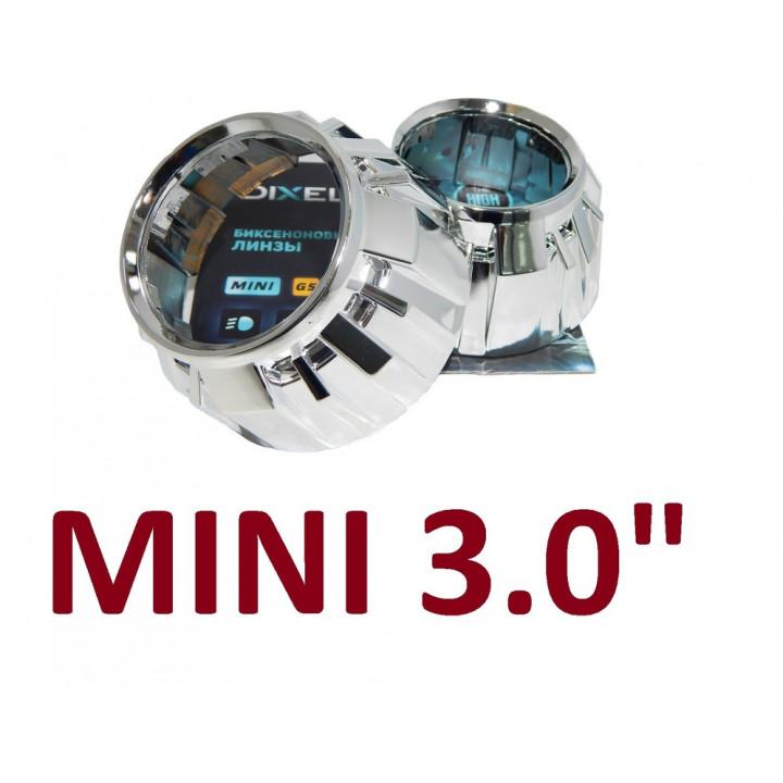 Маска для Линз MORIMOTO MINI 3.0 дюйма МИНИ  №206