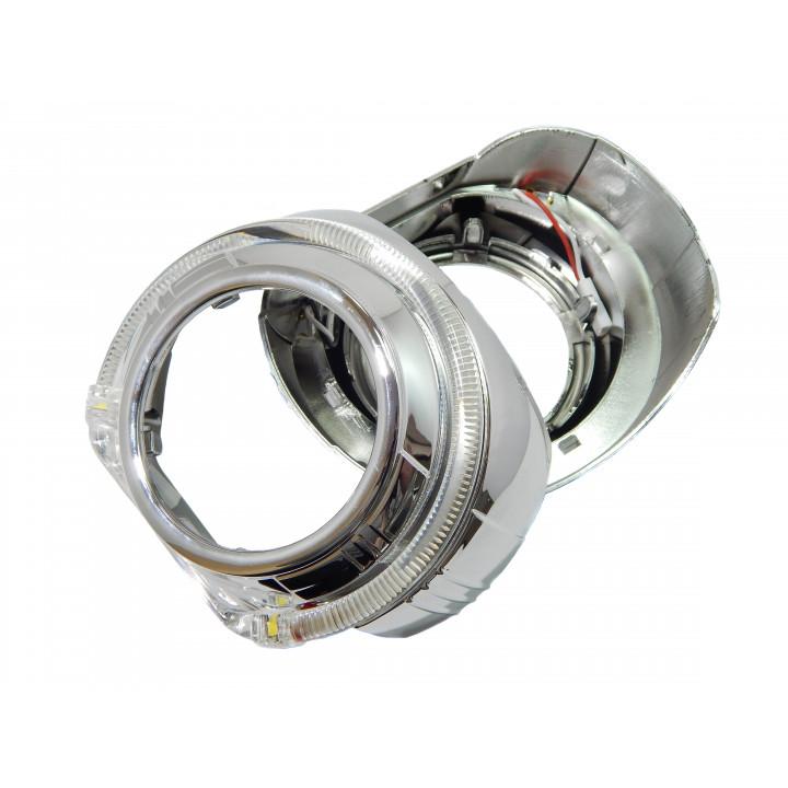 Маски для линз 3.0 С А/Г.-CREE (Белый) 2-режима- №352