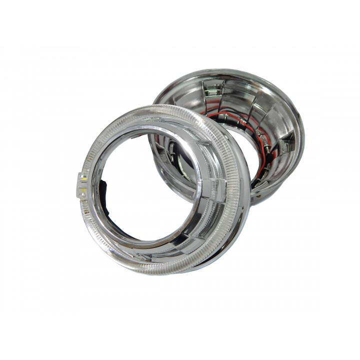 Маски для линз 3.0 С А/Г.-CREE (Белый) 2-режима- №353