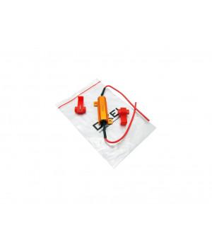 Сопротивление для светодиодов/ксенона 50W6RJ С фиксатором
