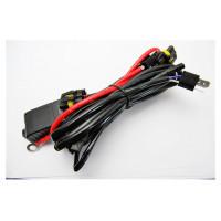 Проводка Premium H4 Hi/Low 12V (Коса+Реле)