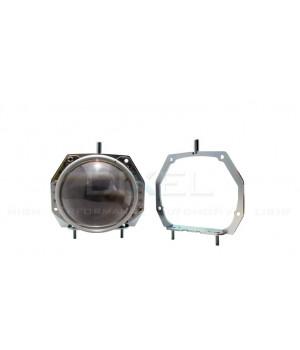 Переходная рамка Mazda 6 2012 - 2015 г. в. AFS Модуль Hella 3/3R/5R №2 (Комплект, 2 шт)