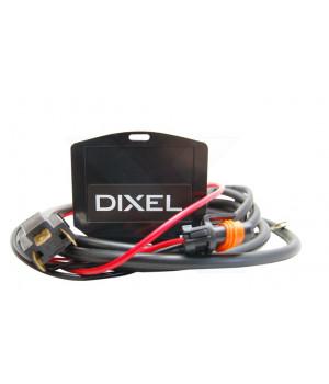 Проводка для BI-LED линз DIXEL H4 Hi/Low 12V (коса+реле)
