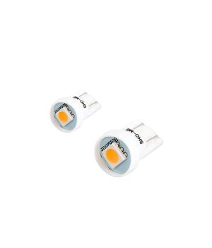 Комплект светодиодных ламп в габаритные огни SHO-ME ALPHA-02 (4300K)