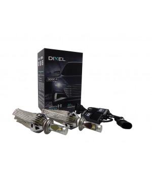 Светодиодные лампы ближнего света Dixel G6 H7 - 5000K