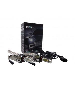Светодиодные лампы ближнего света или ПТФ Dixel G6 HB4- 5000K