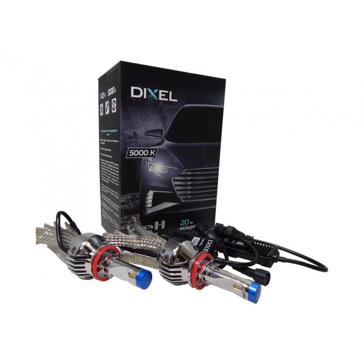 Светодиодные лампы  Dixel G6 H11- 5000K