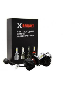 Светодиодная Лампа X-BRIGHT S2 CSP H4 Hi/Lo