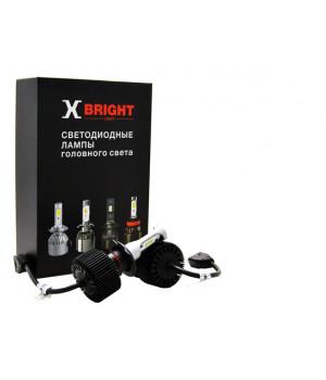 Светодиодная Лампа X-BRIGHT S2 CSP H7 5000 K.