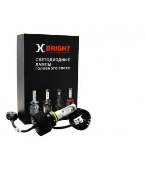 Светодиодная Лампа X-BRIGHT S2 CSP HB3 (9005) 5000 K.