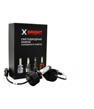 Светодиодная Лампа X-BRIGHT S2 CSP HB4 (9006) 5000 K.