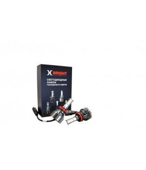 Светодиодная Лампа X-BRIGHT S3 CSP H11 5000 K. 12V