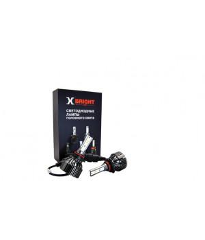 Светодиодная Лампа X-BRIGHT S3 CSP HB4 (9006) 5000 K. 12V