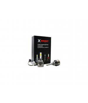 Светодиодная Лампа X-BRIGHT A8+3 COB H27 3000/4100/5000K.