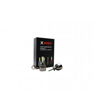 Светодиодная Лампа X-BRIGHT A8+3 COB H3 3000/4100/5000K.