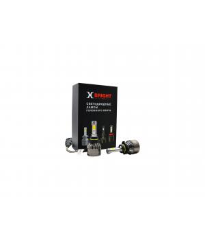 Светодиодная Лампа X-BRIGHT A8+3 COB HB3 3000/4100/5000K.