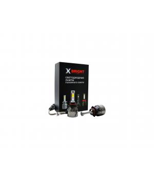 Светодиодная Лампа X-BRIGHT A8+3 COB HB4 3000/4100/5000K.