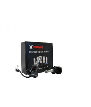 Светодиодная Лампа X-BRIGHT S1 CSP H7 5000 K. 12V