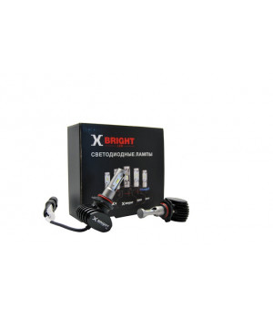 Светодиодная Лампа X-BRIGHT S1 CSP HB3 (9005)