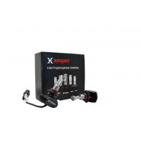 Светодиодная Лампа X-BRIGHT S1 CSP HB4 (9006) 5000 K