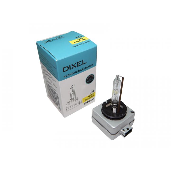 Лампа ксенон DIXEL D1S 4300K OC