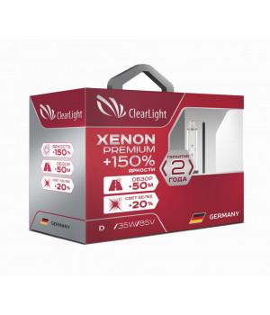 Лампа ксеноновая Clearlight Xenon Premium+150% D4S