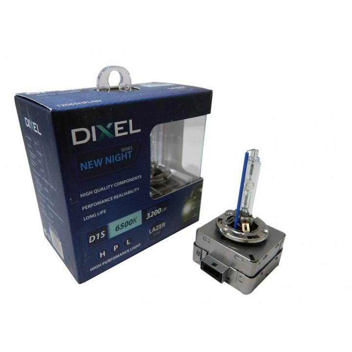 Ксеноновые лампы DIXEL HPL NEW NIGHT D1S КТ-2 шт.