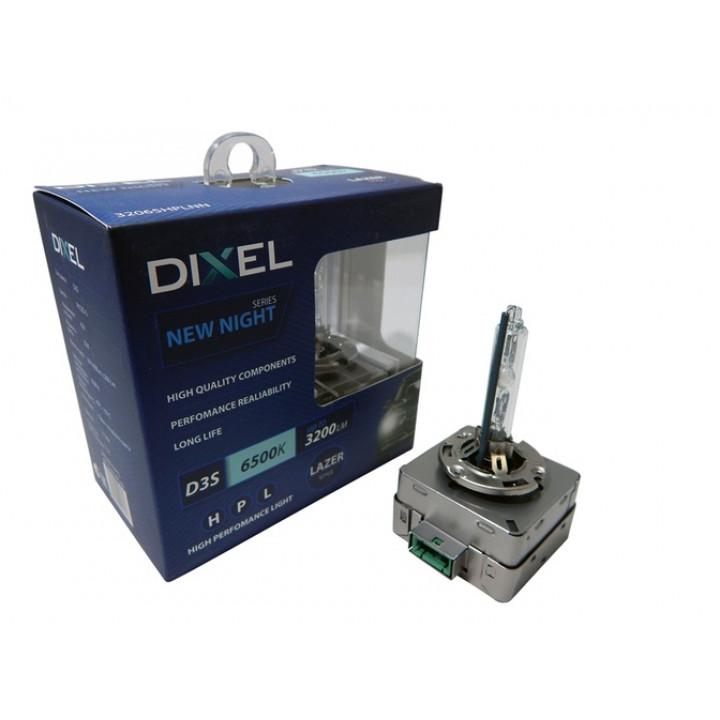 Ксеноновые лампы DIXEL HPL NEW NIGHT D3S 6500K