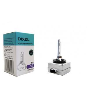 Лампа ксенон DIXEL D1S 6000K CB